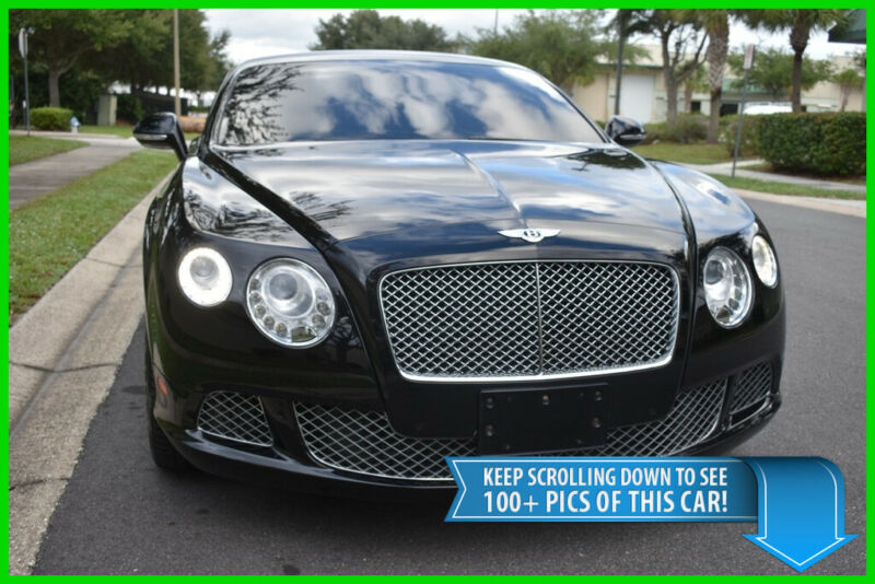 Image 1 Voiture American used Bentley Continental GT 2012