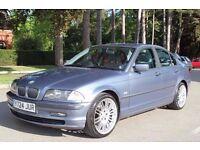 BMW 3 SERIES 1.9 318i SE 4dr 12 MONTH MOT