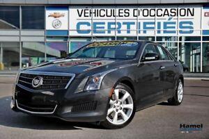 2014 Cadillac ATS TURBO+TOIT OUVRANT+CUE