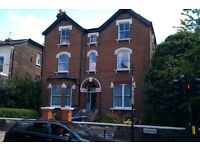 Queens Park, large one bedroom flat, no fees