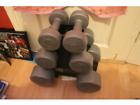 Set of Dumbells