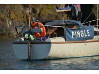 Seal 22 Yacht Trailer sailor