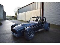 2012 Raw Striker Supercharged Zetec Fast road Trackday kit car 240bhp Sylva westfield caterham mk