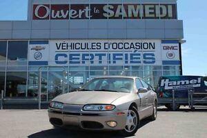 2001 Oldsmobile AURORA 4.0 +TOIT OUVRANT+SIEGES CHAUFFANTS