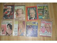 OLD 1960s MAGAZINES