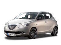 Chrysler ypsilon city car. V low Mileage still under manufacture warranty!