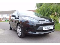 Ford Fiesta 1.6 Diesel Econetic, Zero tax, Full Service History.Excellent Condition.