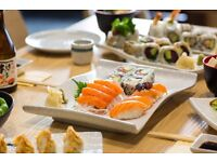 Central London Sushi Restaurant Looking For Outgoing Waiter Or Waitress!