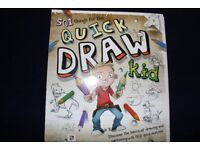 """501 things to draw for the quick draw kid"""
