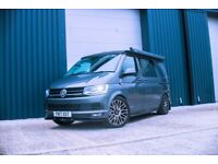 VW TRANSPORTER CAMPERVAN - EX CONVERSION COMPANY DEMONSTRATOR