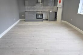 FANTASTIC BRAND NEWLY REFURBISHED GREAT VALUE 2 BEDROOM FLAT NEAR ZONE 2 TUBE, 24 HR BUSES & HIGH RD