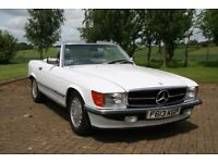 Mercedes Benz 300SL With Full Service History From New