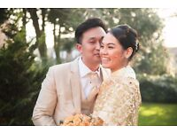 Experienced Wedding Photographer in York (Degree in Photography)