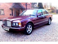 Beautiful condition Bentley Arnage for sale