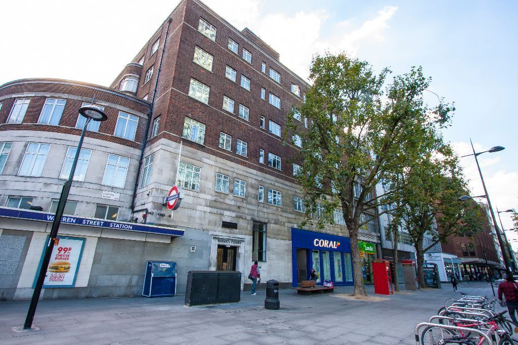 wonderful ONE BEDROOM FLAT furnished in EUSTON area available now