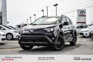 2018 Toyota RAV4 XLE AWD*ÉDITION TRAIL*HITCH*CRUISE ADAP*