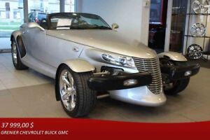 2000 Plymouth PROWLER *CUIR*SHOW ROOM