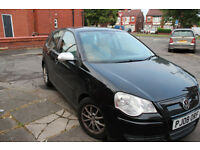 volkswagen polo bluemotion car for sale only £2295 ono