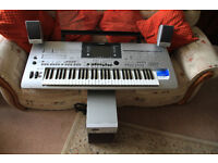 YAMAHA TYROS 4 - ABSOLUTELY MINT CONDITION - WITH YAMAHA MS 04 SPEAKER SYSTEM