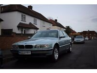 BMW 728i SE Great condition