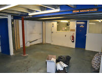 1200 sqft Commercial Industrial Warehouse Unit with Office To Rent RM17 6STGrays Essex £700 Monthly