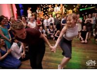 Swing Dance Classes in Brighton with Swing Patrol