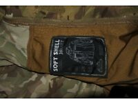 Soft Shell Jacket - Helikon Tex - Royal Marines Commando Style