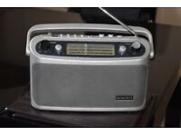 ROBERTS CLASSICRADIO FM/LW/MW/4 FM STATION PRESETS CAN SEE WORKING
