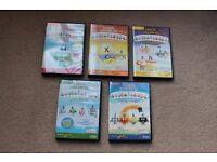 Alphablocks DVD