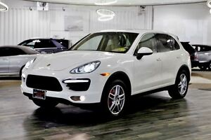 2011 Porsche Cayenne Turbo, Navigation, Sunroof, Leather, 1 Owne
