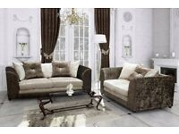 Brand new velvet sofa collection, available in 9 styles....browse our pictures