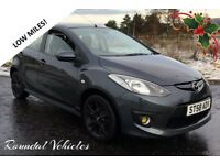 IMMACULATE 2008 58 plate Mazda 2 (mazda2) 1.5 sport five doo hatch, LOW MILES Lovely little car !,