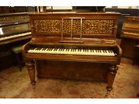 Stunning antique Broadwood upright piano - Delivery UK wide is available