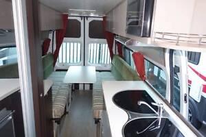 2011 Talvor VW Crafter Euro Tourer Northgate Brisbane North East Preview