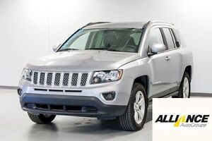 2016 Jeep Compass HIGH ALTITUDE MAGS-A/C-CAMÉRA RECUL-CUIR-GROUP