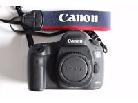 Canon EOS 5D Mk 111 Body only. Full frame sensor 22.3 Mp semi-pro camera.
