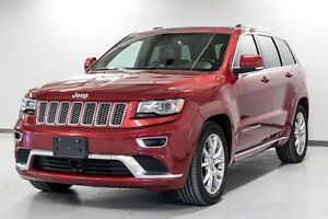 2015 Jeep Grand Cherokee Summit DIESEL CUIR NAVI TOIT