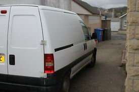 Fiat Scudo van 1.9 diesel