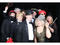Photo Booth Hire - CHRISTMAS PARTIES, WEDDINGS, BALLS, CELBRATIONS