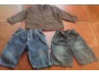 12-18 mths Boy's Next shorts&Jacket