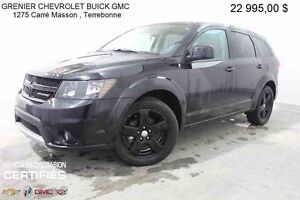 2015 Dodge JOURNEY AWD R/T *7 PASSAGERS + GPS + CUIR + TOIT OUVR