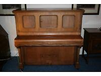Free Pianola Player piano needs a new home!