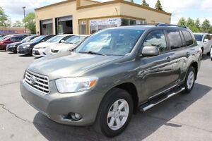 2010 Toyota Highlander 4WD Backup Came Power Tailgate