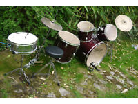 Drum Set (Stagg) for sale Guildford (collection only).