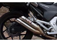 Honda NC700 / NC750 - IXIL Hyperlow XL - Exhaust