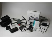 DJI Mavic Pro Quadcopter Drone Boxed Excellent Condition Plus Extras!