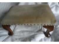 small resting stool