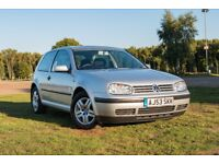 VW Golf Match 1.4 2003 *Ideal first car*Low mileage*