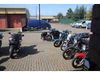 Wanted - 125cc and 50cc Motorbikes and Mopeds