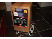 BLM Lead Flashing 1600mm x 325mm Code 5 + Sticky back leadflashing 2000mm x 180mm